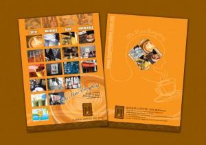Barista Coffee Catalogue Design by Jet Creative Design Malaysia