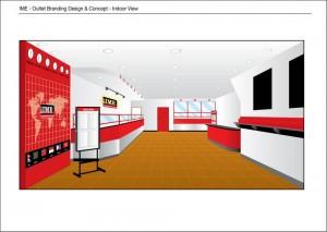 IME conceptual Graphic Design by Jet Creative Design Malaysia