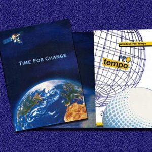 Amadeus Company Folder Design by Jet Creative Design Malaysia