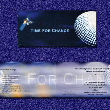 Amadeus Invitation Card Design by Jet Creative Design Malaysia