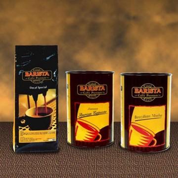Barista Coffee: Branding Establishment