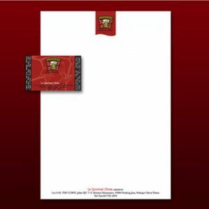 Branding Logo & Letterhead Design by Jet Creative Design