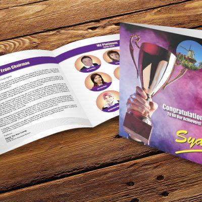 MCIS Zurich Booklet Design